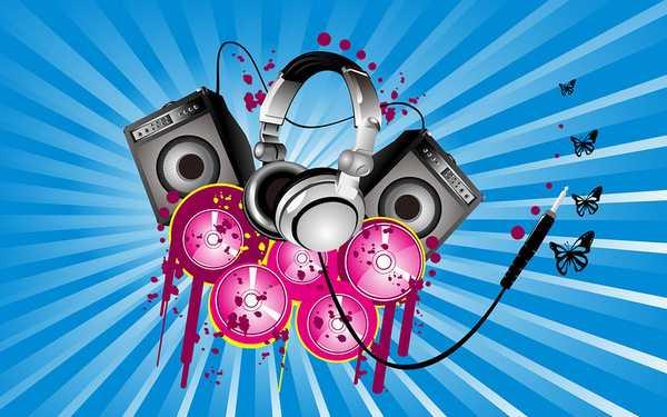 Выбор и анализ музыки, музыкальные стили
