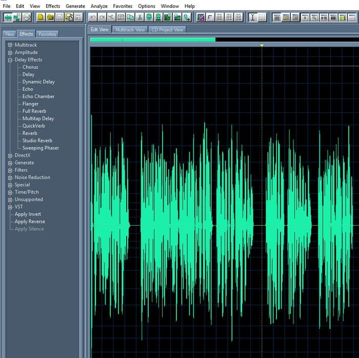 Почему Adobe Audition 1.5 хорош для редактирования аудио?