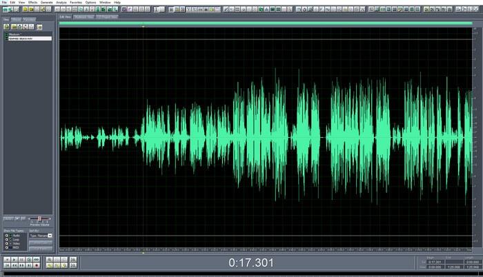 Редактирование аудио - это не обработка плагинами