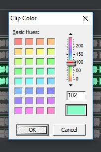 МОИ горячие клавиши в Adobe Audition 1.5